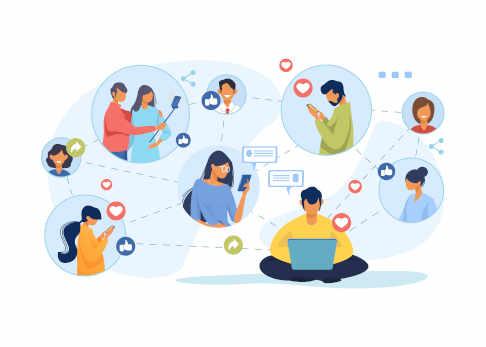 Boutons de partage social